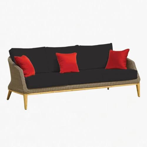 Grace 3str sofa sand slate