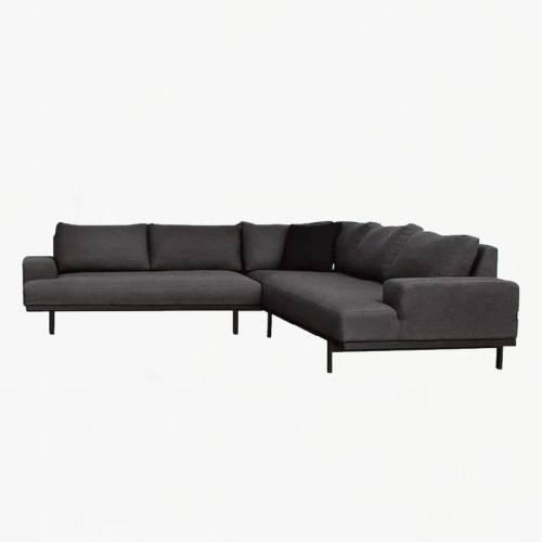 chill sofa set charcoal slate
