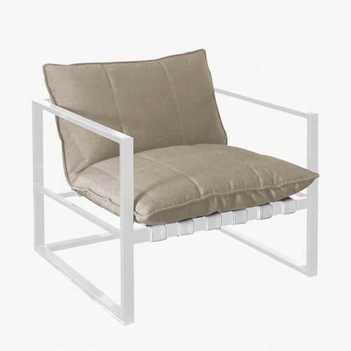 cloud chair stone