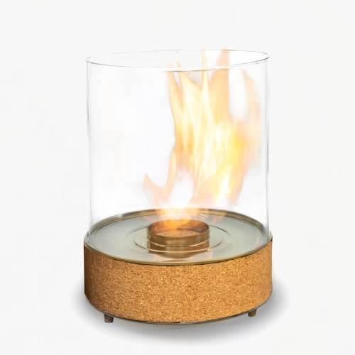 planika dacing flames ethanol fire