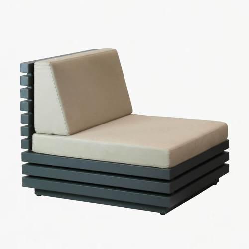 tomorrow middle sofa charcoal stone
