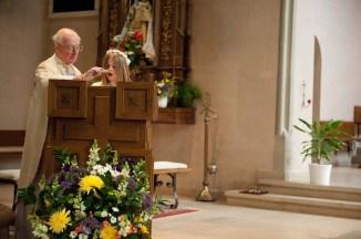 Ceremonie communion 124