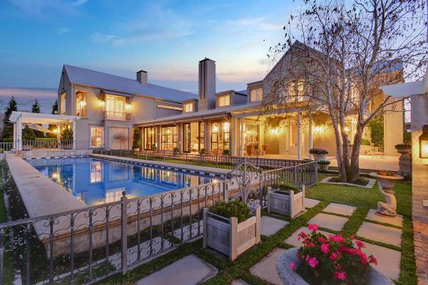 CONTEMPORARY EQUESTRIAN HOME | South Africa Luxury Homes ...