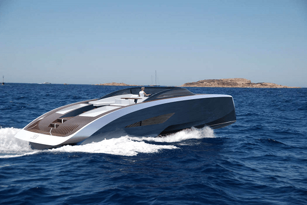 Bugatti Luxury Yacht