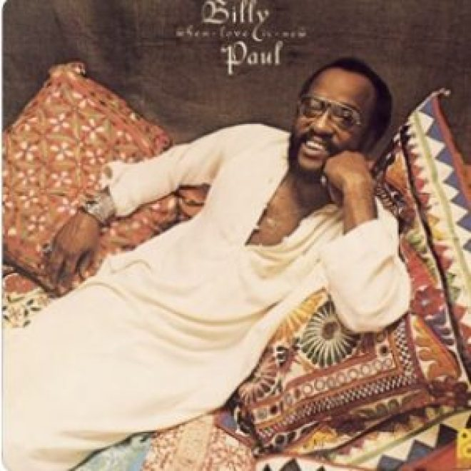 Billy Paul Let the Dollar Circulate