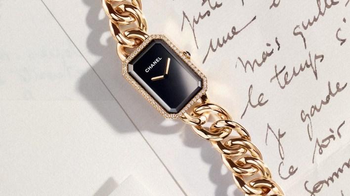 lịch sử đồng hồ Chanel