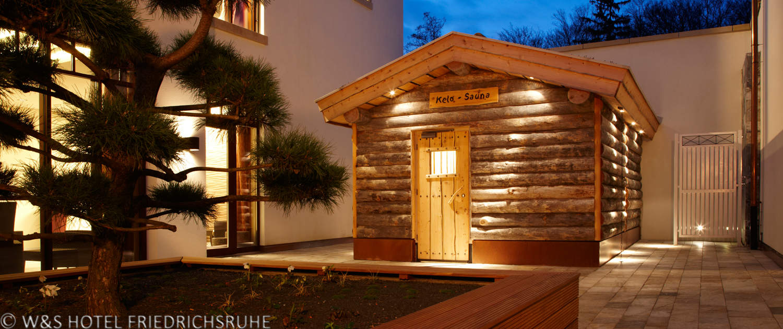 LuxSpots Wald & Schlosshotel Friedrichsruhe | Friedrichsruhe - LuxSpots