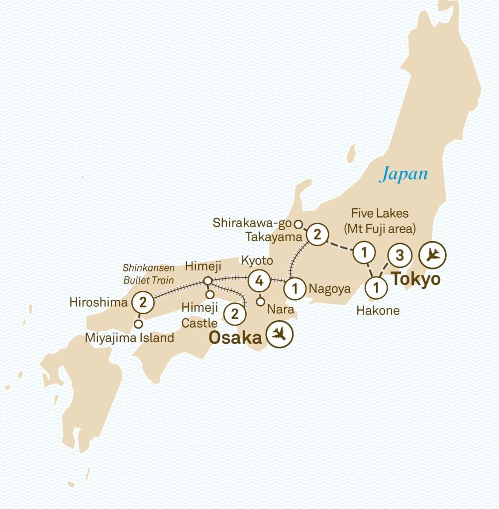 Spotlight on Japan: Luxuriate in Japan with Scenic escorted tours