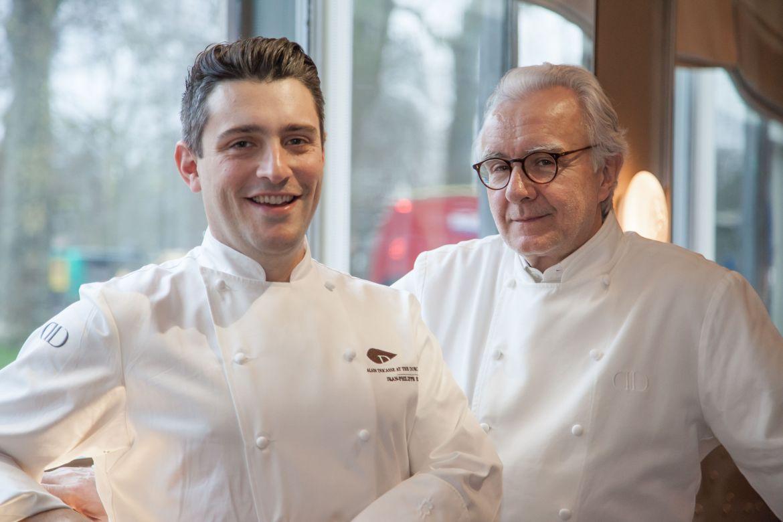 Jean-Philippe Blondet Chef