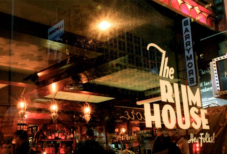 rum house New York