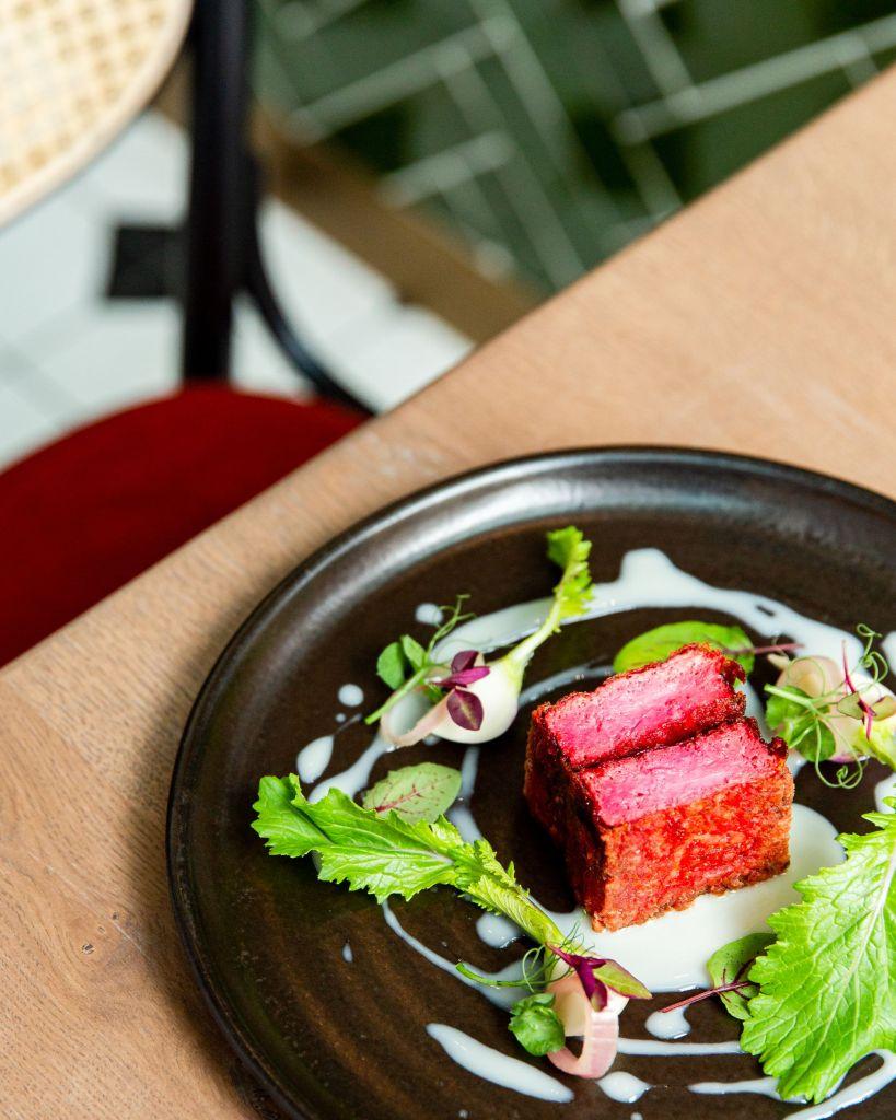 london stock mark captian restaurant review