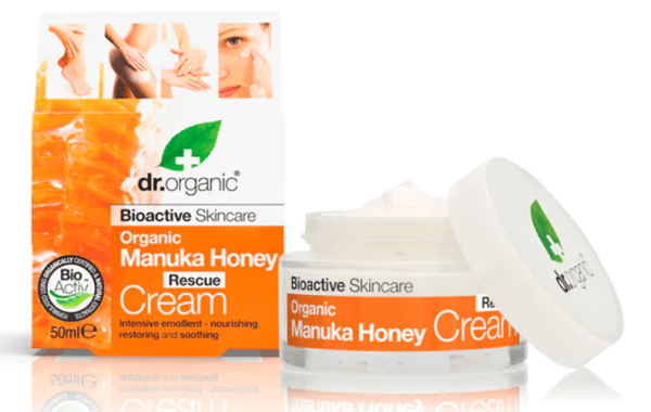 moisturiser dr organic