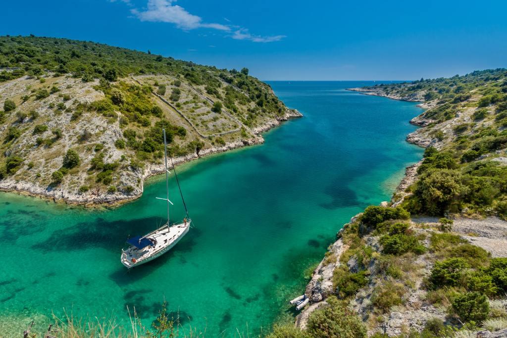 sailing holidays croatia