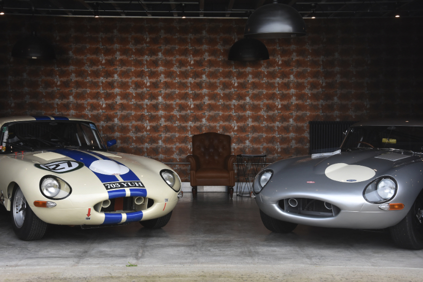 The Luxuriate guide to: Buying an e-type Jaguar with E-Type UK