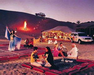 Dubai Desert Safari - Luxuria Tours & Events