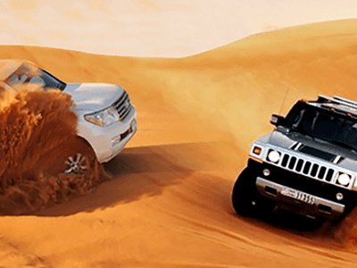 Dubai Desert Safari Dunes - Luxuria Tours & Events