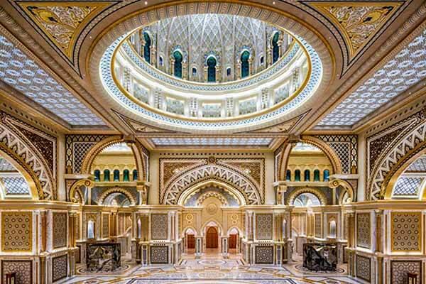 Qaser Al Watan - Interior قصر الوطن - Luxuria Tours & Events
