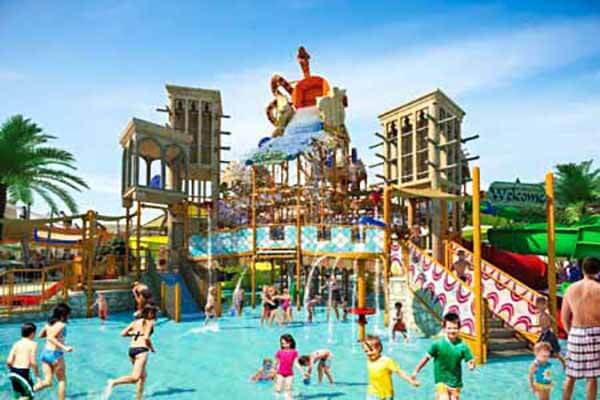 Yas Water World AD Park - Luxuria Tours & Events