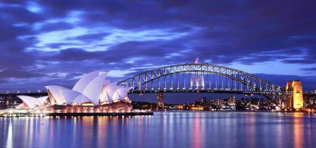 Australia - Luxuria Travel & Events