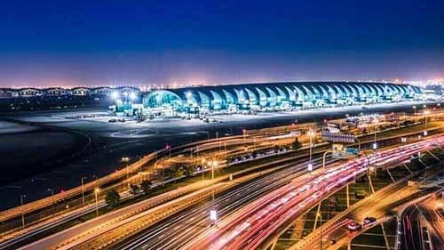 Dubai Airports T3 - Luxuria Tours & Events