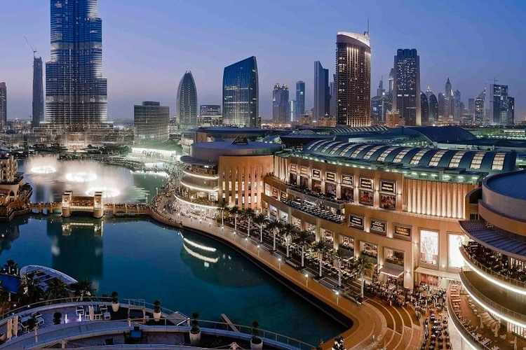 Dubai Mall - Luxuria Tours Events