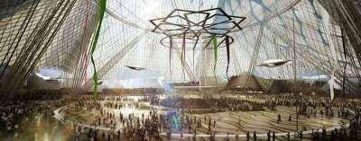 Expo Dubai 2020 - Luxuria Tours & Events