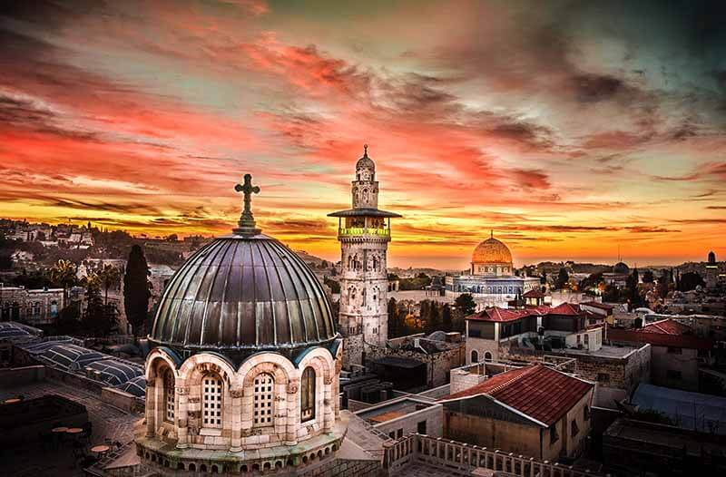 Jerusalem, Holy Land - Luxuria Tours & Events