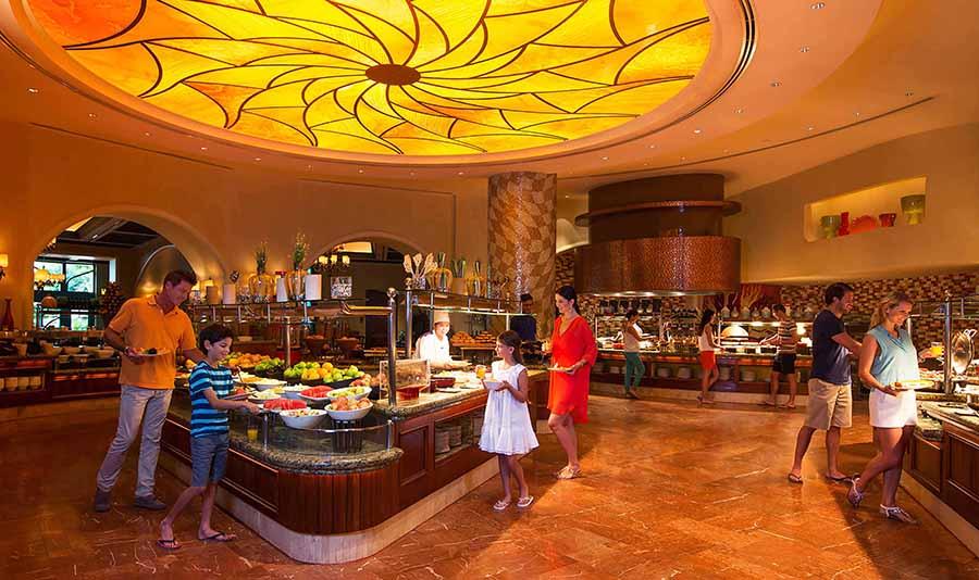 Kaleidoscope Restaurant - Atlantis Hotel - Luxuria Tours& Events