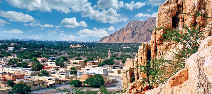 SHEBA'S PALACE, RAK - Luxuria Tours & Events