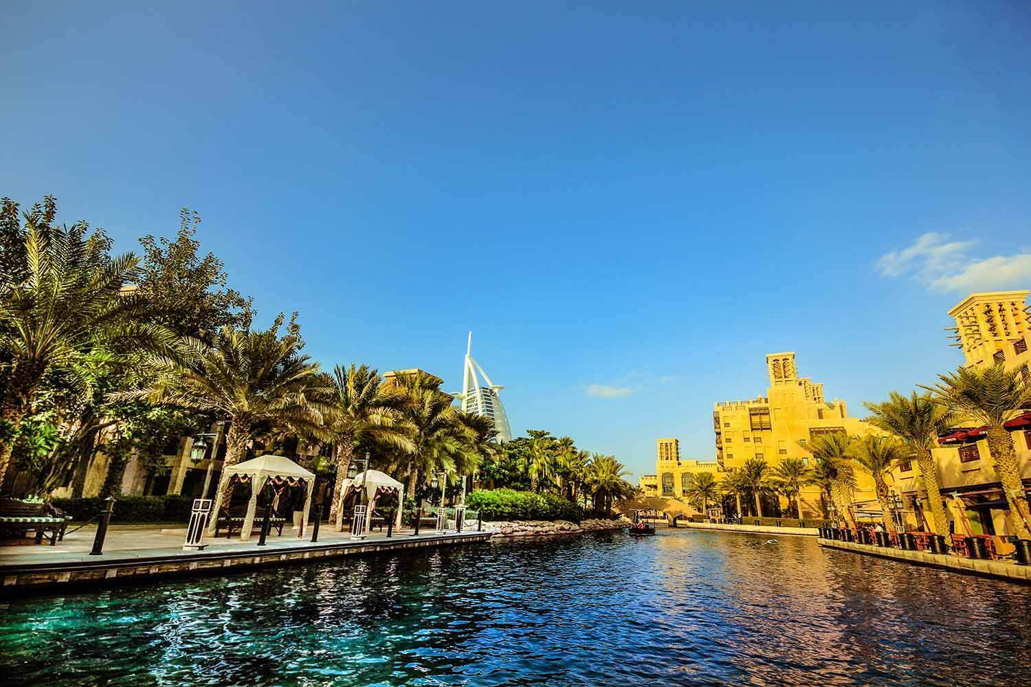 Souq Madinat Jumeirah - Luxuria Tours & Events