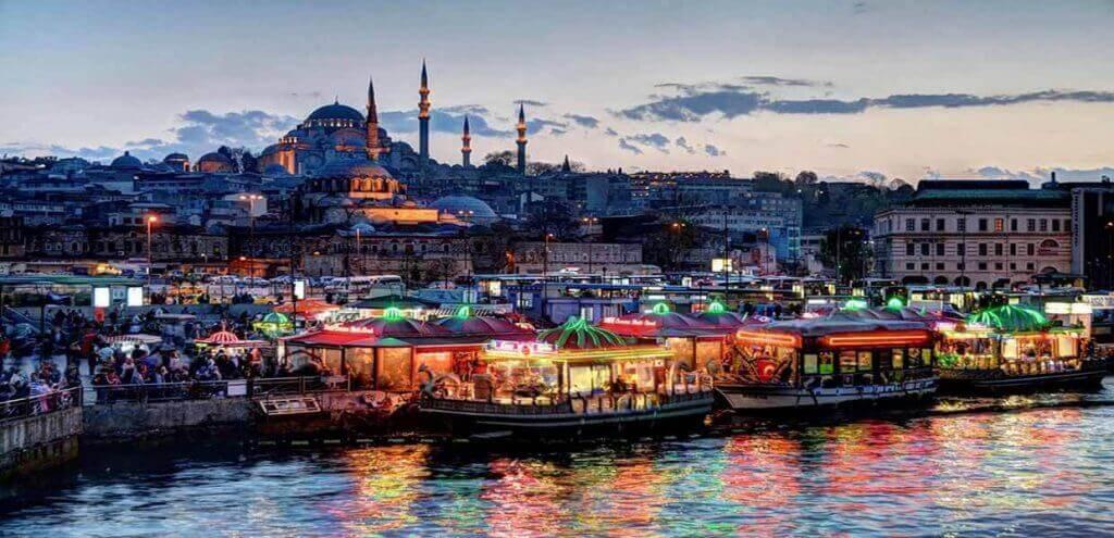 Turkey, Istanbul - Luxuria Tours & Events