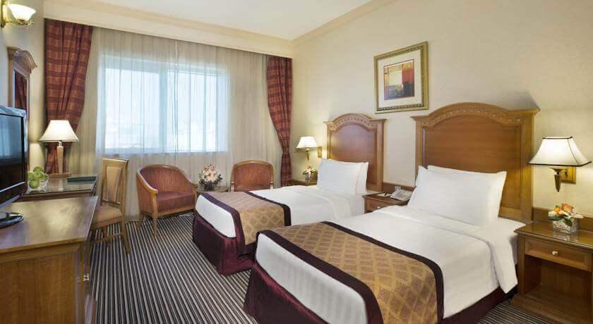 Avenue Hotel Dubai - TWN room - Luxuria Tours & Events