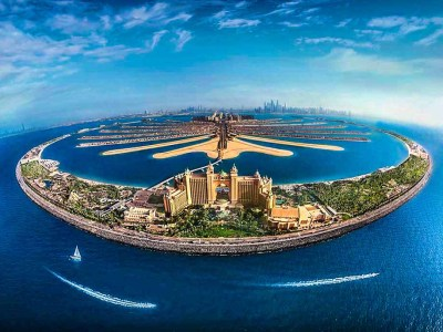 Dubai Palm Island - Luxuria Tours & Events