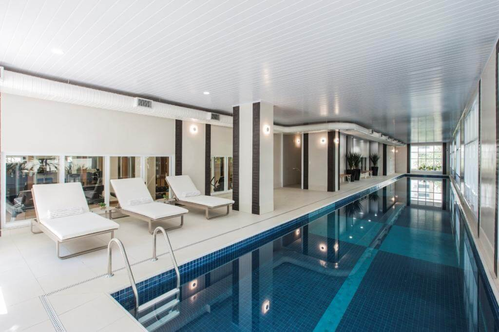 Olympia Residence - Pool