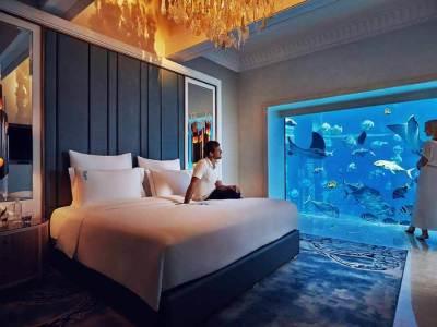 Presidential Suite at Atlantis Dubai - Luxuria Tours & Events