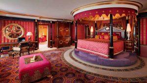 Royal Suite Burj Al Arab - Luxuria Tours & Events