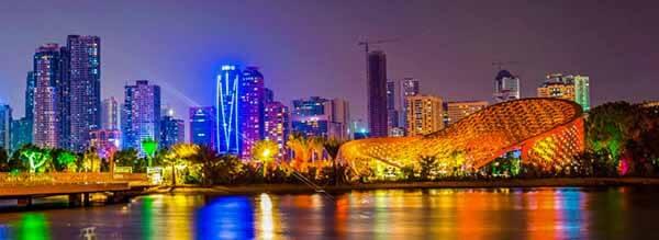 Al Noor Island, Sharjah - Luxuria Tours & Events