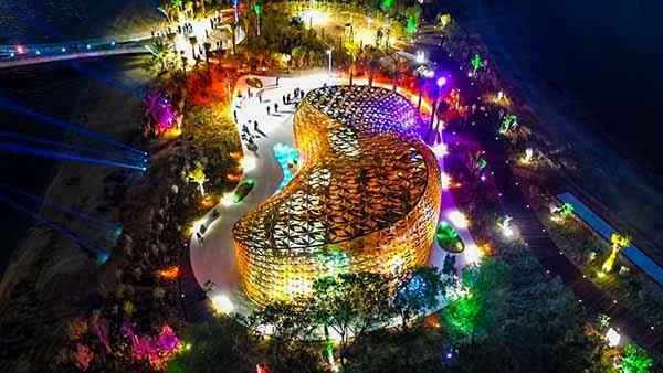 Noor Island - Luxuria Tours & Events