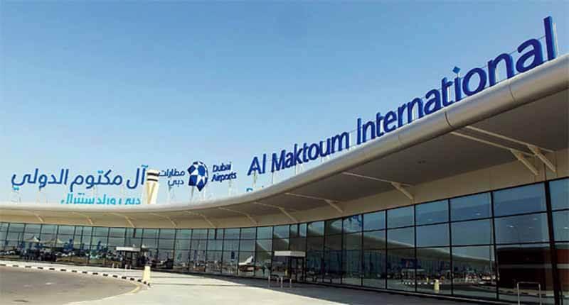 Al Maktoum Airport - Luxuria Tours & Events