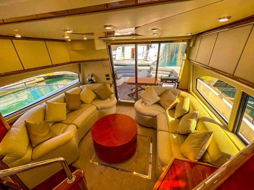 58Ft Yacht