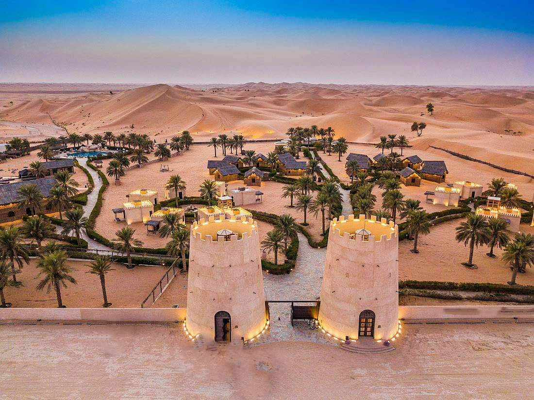 Arabian Nights Village - Luxuria Tours & Events
