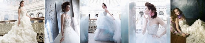 bridal and special occasion styling