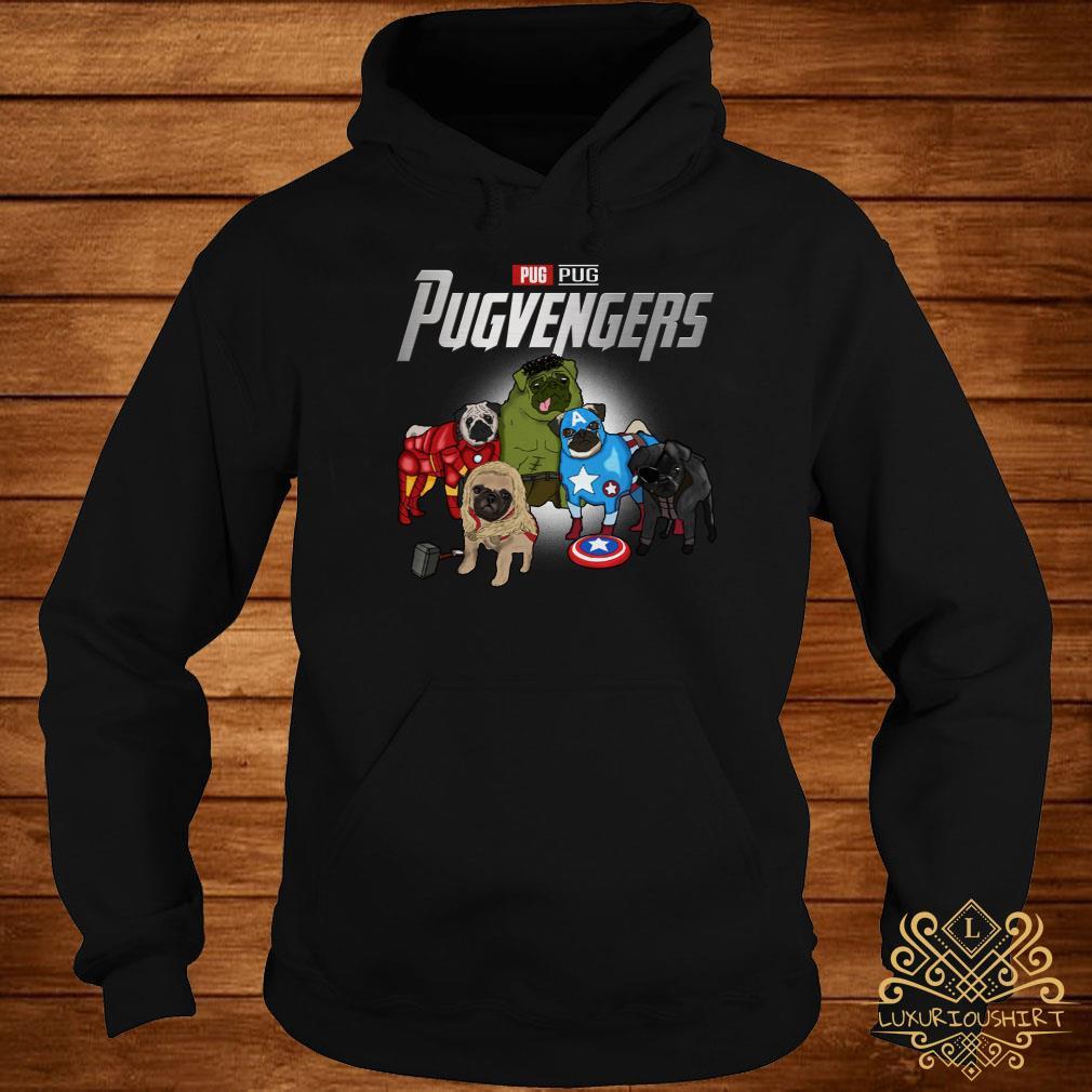 Marvel Avengers Pug Pugvengers hoodie