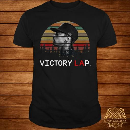Sunset Nipsey Hussle last tweet picture victory lap shirt