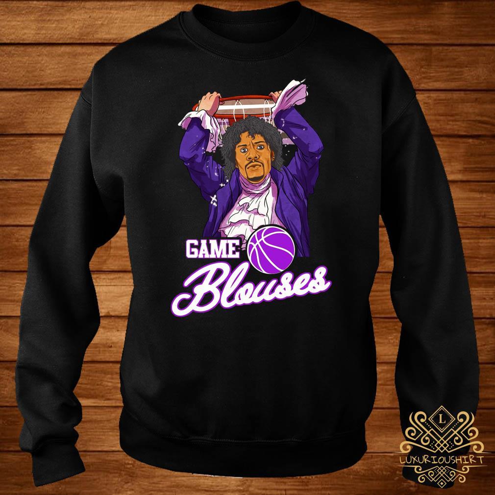 Charlie Murphy Game Blouses Shirt