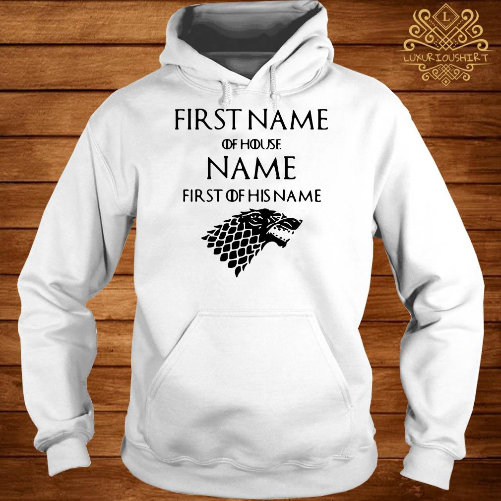 Game of Thrones Jacob of house Williams first of his name hoodie