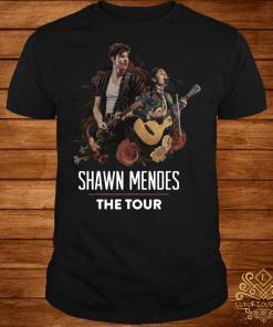 Shawn Mendes The Tour 2019 shirt