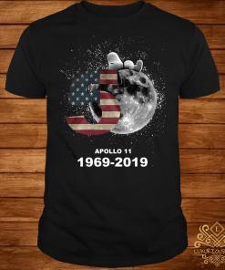 Snoopy 50th Apollo 11 1969-2019 shirt