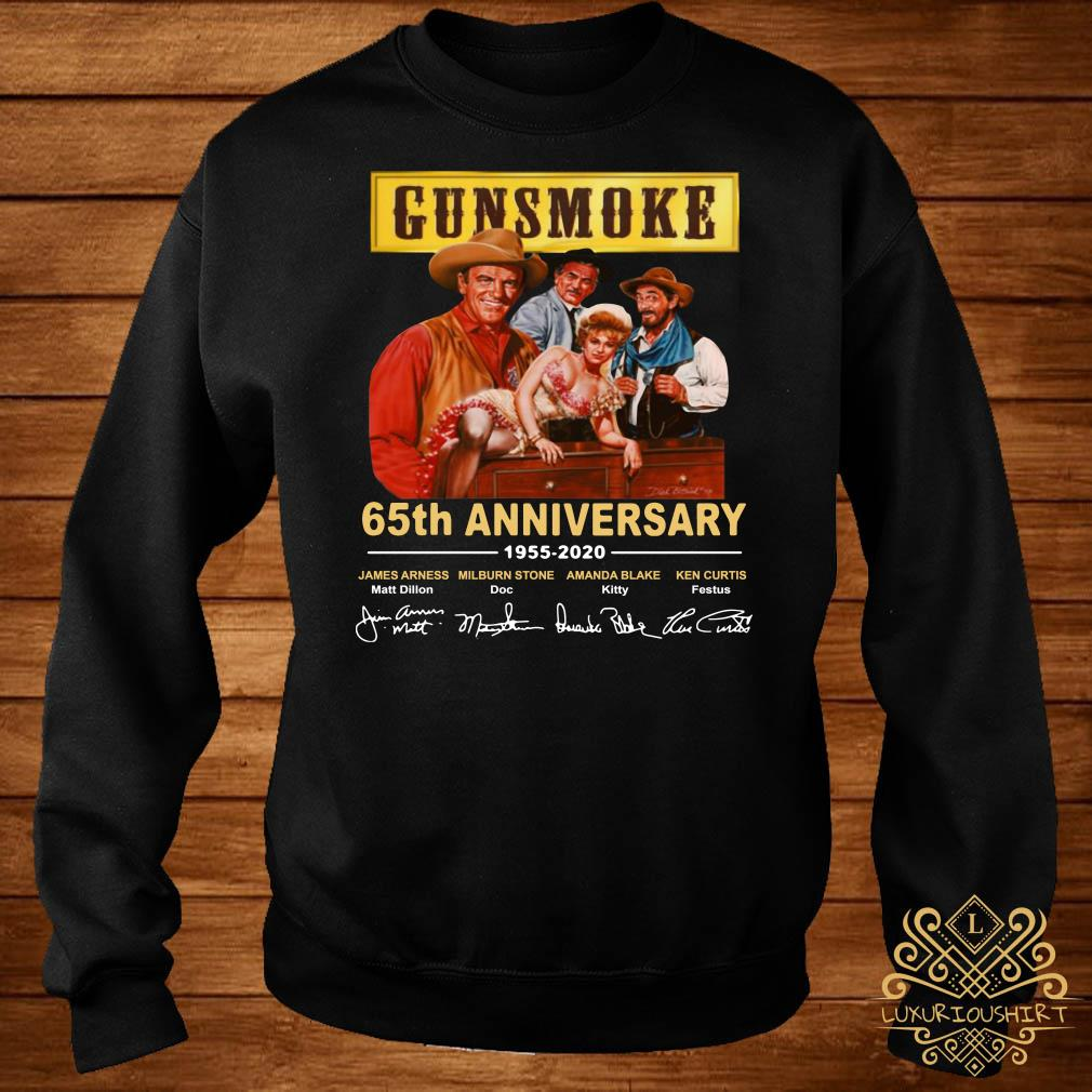 Gunsmoke 65th anniversary 1955 2020 sweater