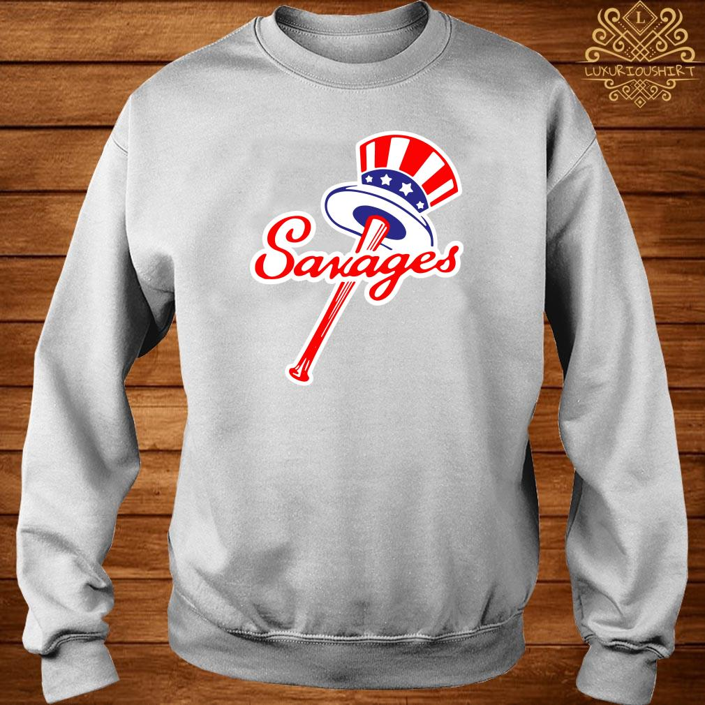 Tommy Kahnle Savages sweater